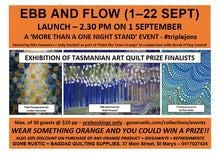 'ebb + flow' exhibition