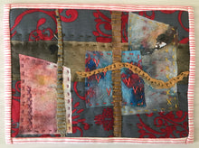 dare to dream - mini art quilts 1-4
