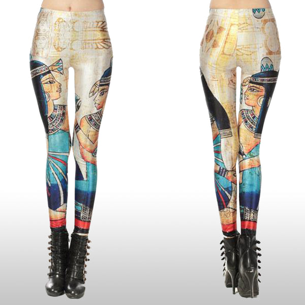 Queen of Egypt Hot Style Leggings