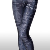 Hamlet Women Leggings Trending