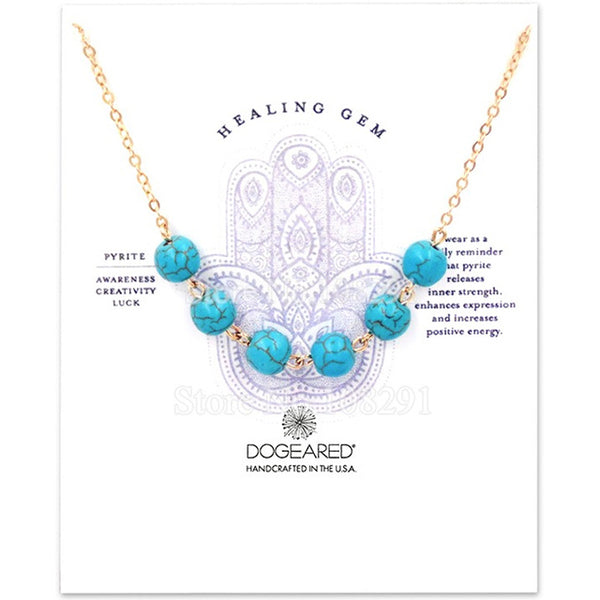 "New Make a Wish - Healing Gems: ""Hamsa / Protection"""