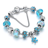 Heart & Love Charm Bracelets For Women