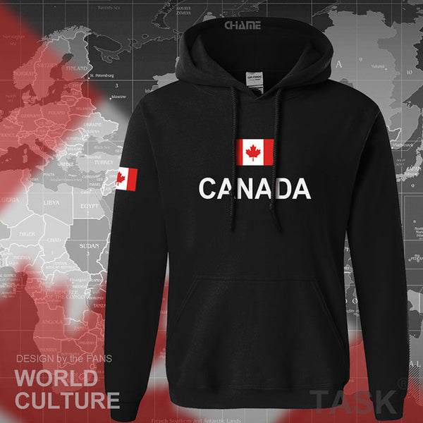 Canada Proud Sweatshirts and Hoodies for Men