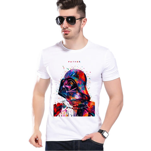 New Arrival - Star Wars Stormtrooper Design Print T-shirts