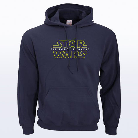STAR WARS The Force Awakens Men Hoodie