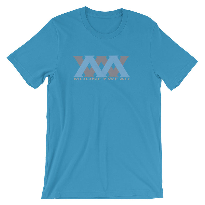 Blue & Grey Logo T-Shirt ~Tap & Scroll for Colors