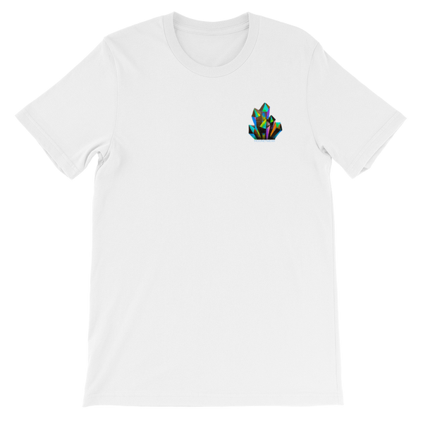 """Quartz"" Orig. Street Art Bronx N.Y. T-Shirt ~ Tap & Scroll for Colors"