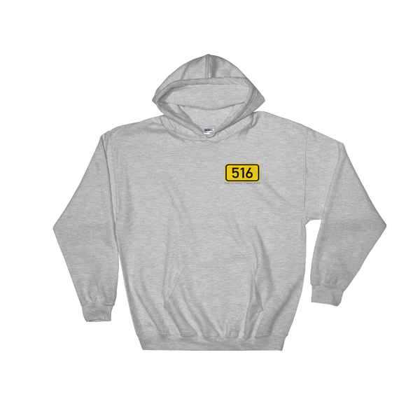 """516"" Hoodie~Tap & scroll for Colors"