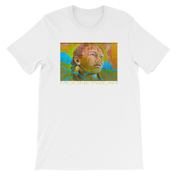 """Cherokee"" Orig. Street Art Brooklyn N.Y. T-Shirt~tap and scroll for colors"