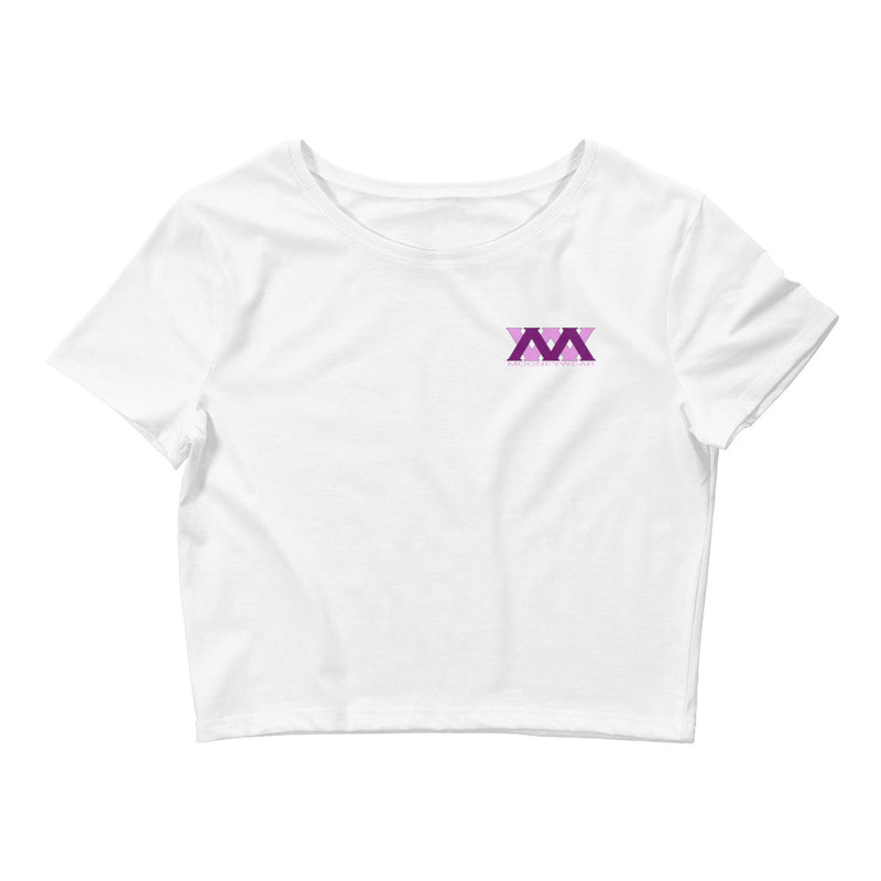 MW Logo Crop Top~tap & scroll for colors