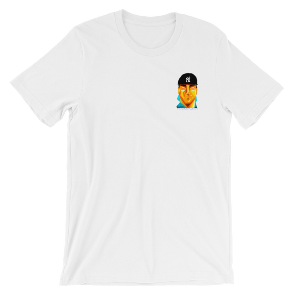 """Yankee"" Orig. Street Art Bronx N.Y. T-Shirt ~ Tap & Scroll for Colors"