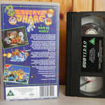 Bucky O'hare - War Of The Warts - BBC - Space Adventure - Cartoon - Pal VHS