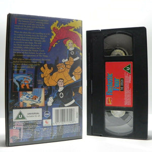 Action, Adventures, Animated, Children's & Family, Fantastic, Origin, Pal, The, U, United Kingdom, VHS