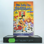 Fun With The Flintstones - Classic Children's Series - Animated Adventures - VHS