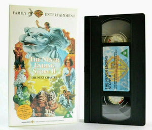 The Neverending Story 2: The Next Chapter - Fantasy Classic - Children's - VHS
