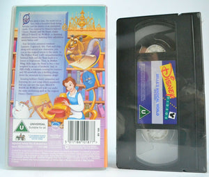 Animated, Animation & Anime, Children's, Disney, Magical, Pal, VHS, Walt, Walt Disney, World