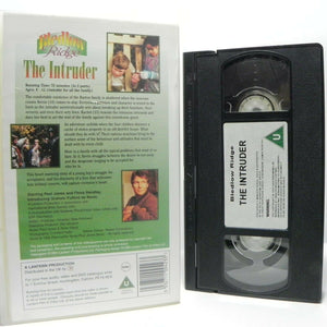 The Intruder: Paul Jones/Graham Fulford - (1995) Family Movie - Pal VHS