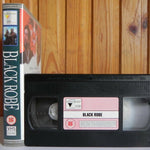 Black Robe - Entertainment In Video - Action - Adventure - Aden Young - VHS