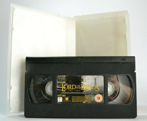 The Lord Of The Rings: The Two Towers; <Peter Jackson> - (2002) Fantasy - VHS