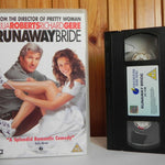 Runaway Bride - Large Box - Touchstone - Romance - Comedy - Richard Gere - VHS