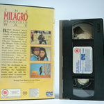 The Milagro Beanfield War: Robert Redford & (1988) Ensemble Cast - Dramedy - VHS