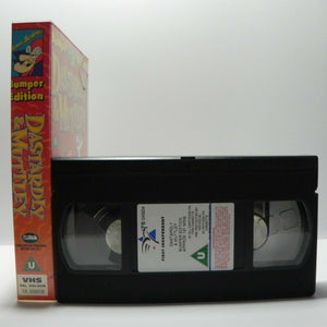Dastardly And Muttley - Hannba-Barbera Classic - Animated - Children's - VHS