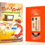 Ren And Stimpy: The Stupidest Stories - Cartoons - Children's - Pal VHS