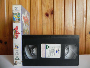 Budgie The Little Helicopter - Animated - Adventure - Fun - Children's - Pal VHS