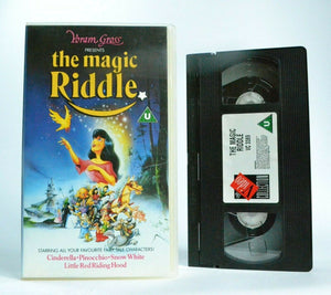 The Magic Riddle (1991): By Yoram Gross - Animated Fairytales - Children's - VHS