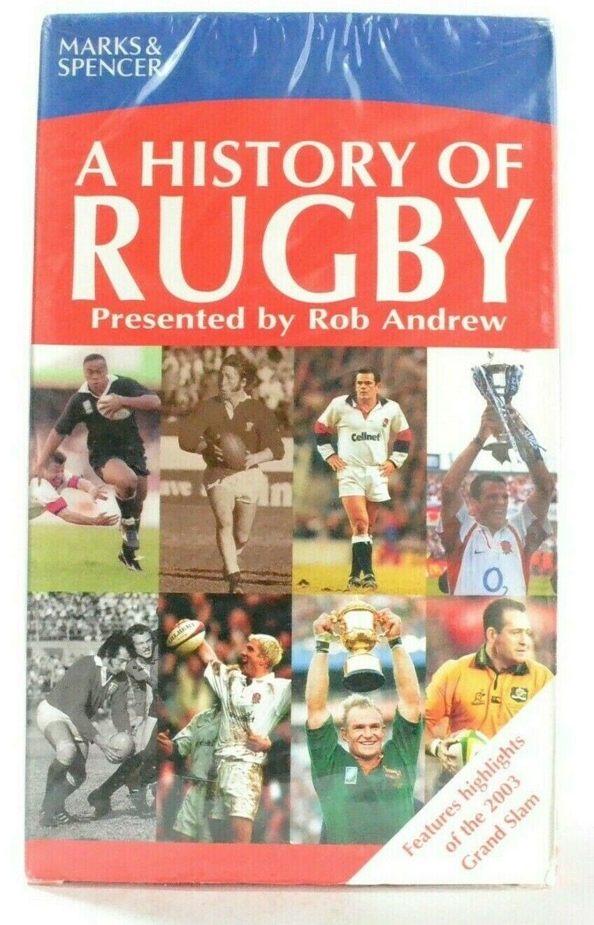 Andrew, Brand, By, Highlights, History, New, No, Of, PAL, Rob, Sealed, Sports, VHS
