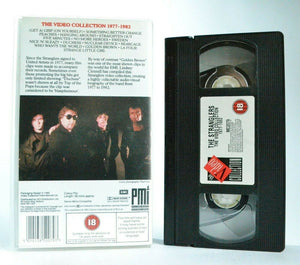 The Stranglers: The Video Collection (1977-1982) - Classic Punk Band - Pal VHS