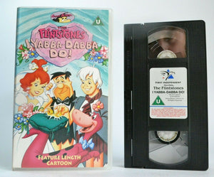 The Flintstones: I Yabba-Dabba Do! (1993) - Animated Comedy - Children's - VHS