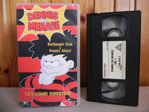 2002, Bathnight, Children's & Family, Club, Comic, Deleted Title, Dennis, Gnasher, Menace, PAL, Superstar, the, U, United Kingdom, VHS