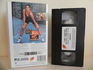 Cindy Crawford - The Next Challenge Workout - Exercises - Fitness - Pal VHS