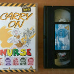 Carry On Nurse (1959): Romantic Comedy - Shirley Eaton / Kenneth Connor - VHS