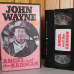 John Wayne - Angel And The Badman - 1947 - WWVI Corporation - Pre-Cert - Pal VHS