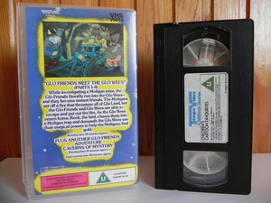 Adventures, Animated, Children's & Family, Friends, GLO, Pal, Tempo, U, United Kingdom, VHS, Video
