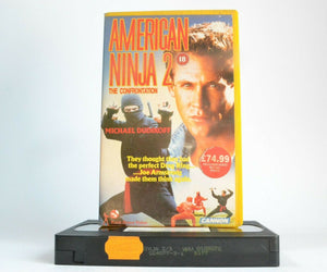 Action & Adventure, Dudikoff, Martial Arts, Ninja, PAL, VHS
