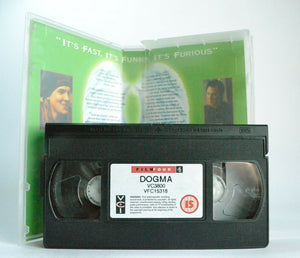 Dogma: Kevin Smith 4th Movie (1999) - Comedy - Ben Affleck/Matt Damon - Pal VHS