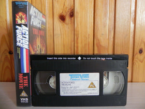 Action Force - International Heroes - The Movie - Live The Adventure - Pal VHS