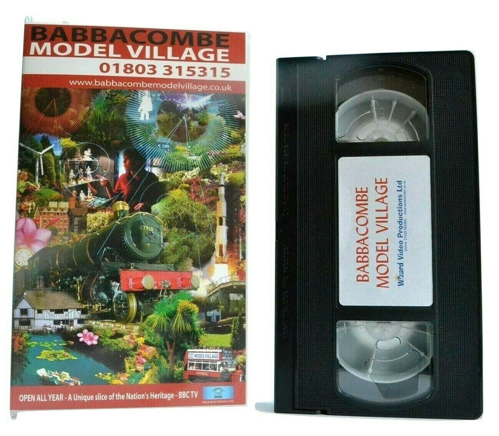 Babbacombe:Model Village - (BBC) Documentary - Torquay Nation's Heritage - VHS