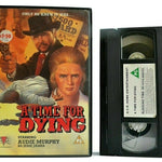 A Time For Dying, Box, Dying, For, Large, Pal, Time, VHS, Western, Westerns