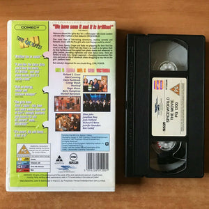 Spiceworld [Spice Girls] Girl Power - Comedy - Musical - Large Box - Pal VHS