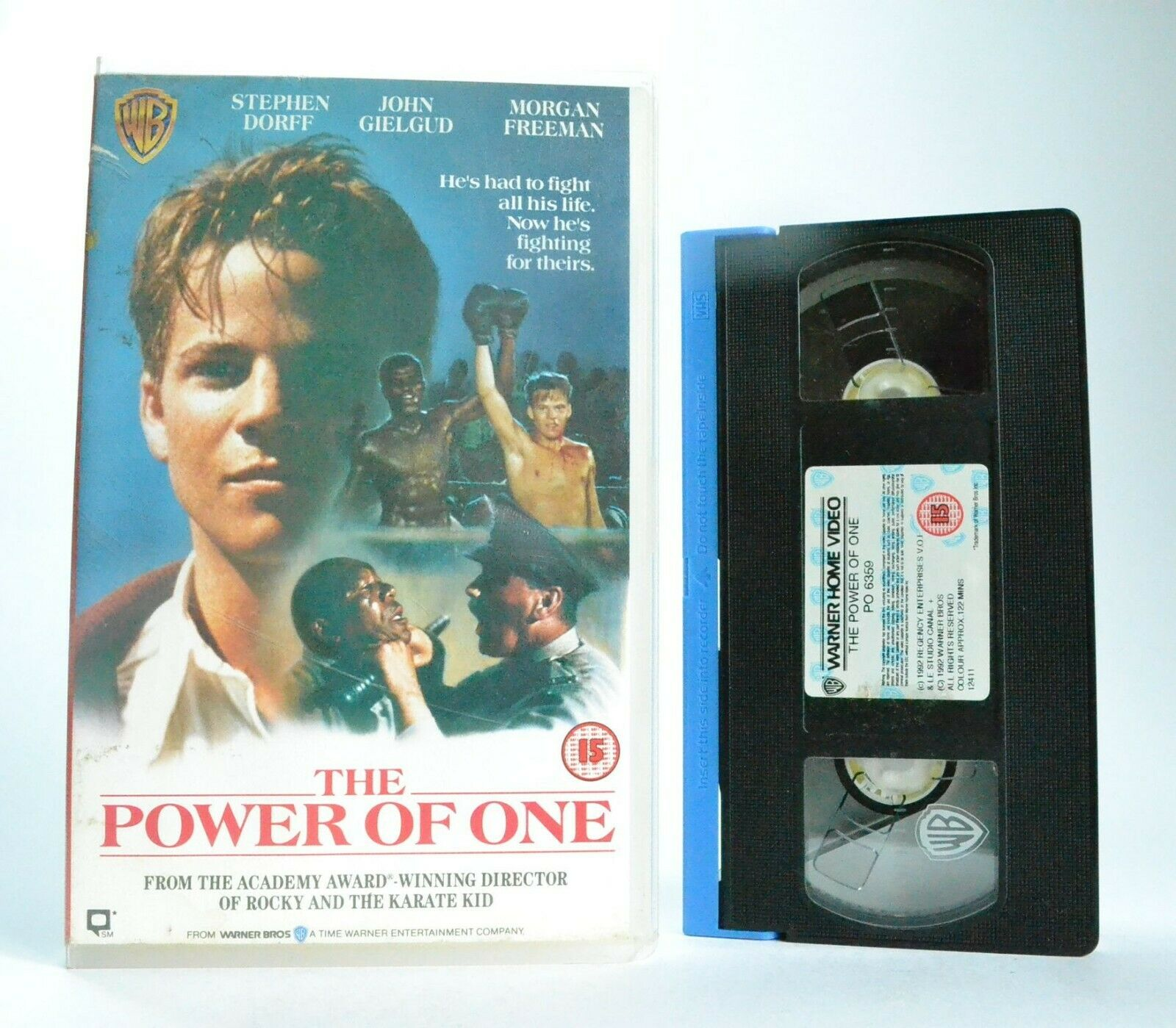 The Power Of One: Based On B.Courtenay Novel - (1992) Drama - World War 2 - VHS