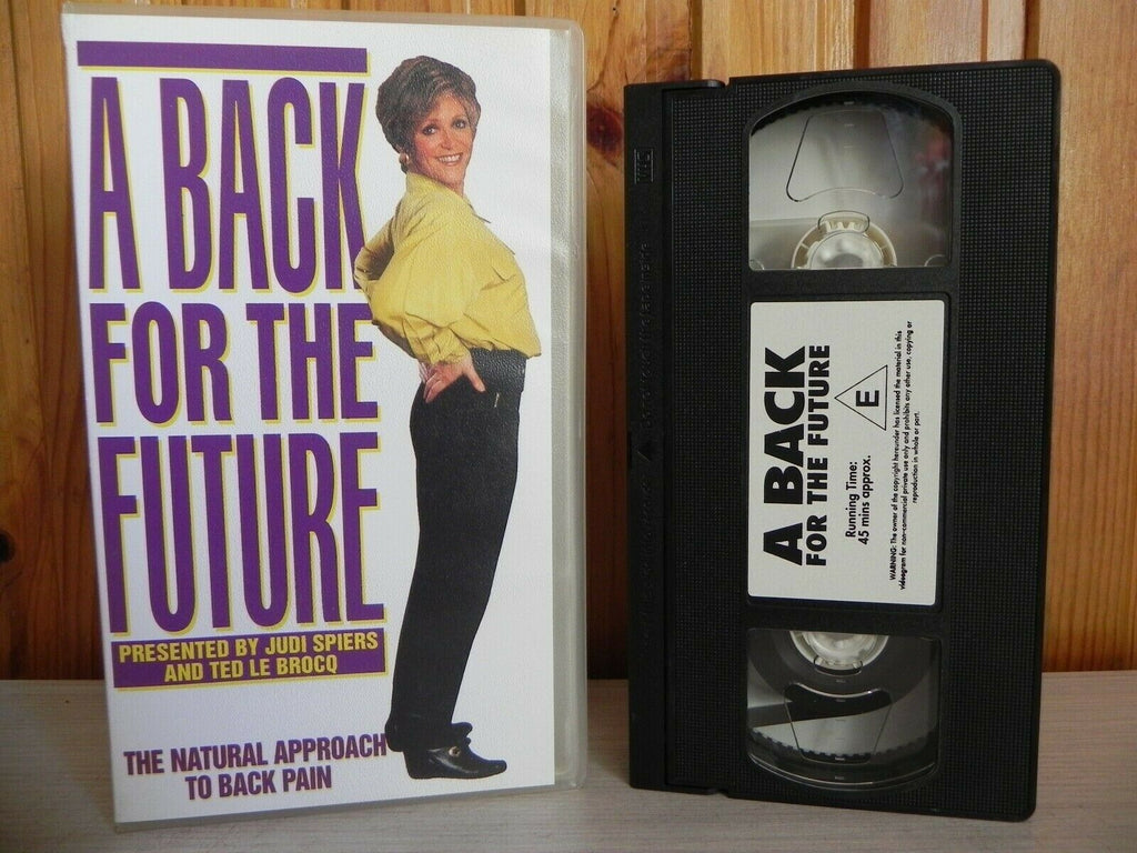 Approach, Back, Beauty, For, Future, Natural, Pain, Pal, Sports, The, To, VHS