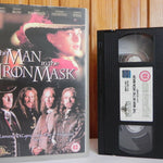 The Man In The Iron Mask: Action Drama - Leonardo Di Caprio - Large Box - VHS