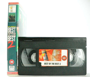 Best Of The Best 2: (1993) Martial Arts - There Are No Rules - E.Roberts - VHS
