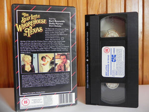 The Best Little Whorehouse In Texas - Dolly Parton - CIC Pre-Cert Film - Pal VHS