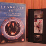 STARGATE SG-1 - Original Release - The Enemy Within - Big Box Video - 067677 VHS