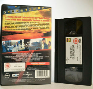 The Hitcher 2: I've Been Waiting - Thriller (2003) - Large Box - Ex-Rental - VHS